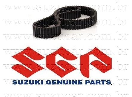 Correia Dentada Suzuki JIMNY 1.3 16V Até 2000  (original)