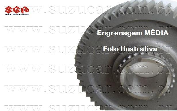 Engrenagem PEQUENA da 4X4 Suzuki SAMURAI 1.3 8V (até 1995)
