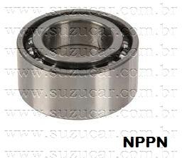 Rolamento de Roda Dianteiro Suzuki BALENO-SWIFT GTI 1.3 - SEDAM 1.6 (Importado)