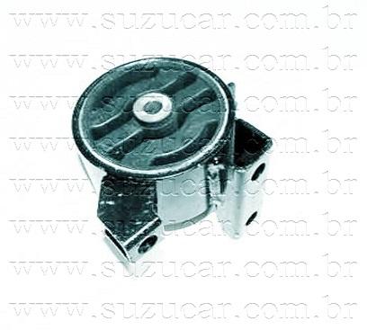 Coxim Lateral (Redondo) do Câmbio Mecânico  Suzuki VITARA 1.6 8V / VITARA 16V / Sidekick  Até 1995