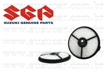 Filtro de Ar Suzuki SWIFT 1.0/ SEDAM 1.6 16V (c/ carburador)