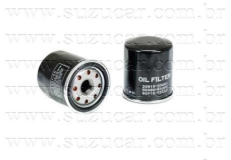 Filtro de Oleo do Motor 4cc (gasolina)