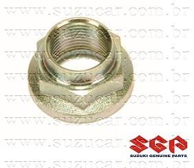 Porca da Flange da Caixa 4X4 do Suzuki SAMURAI 1. 8V (original)