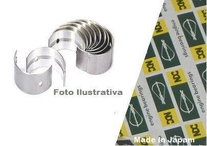 Jogo de Bronzina de Mancal G. VITARA 2.5/2.7 V6 24V (STD)
