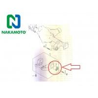 BUCHA BALANCEADOR DIF DIANTEIRO Grand Vitara 2.0 16v 4CC/3.2 V6  Geração III Após 2006