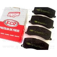 Jogo de Pastilha de Freio Suzuki BALENO 1.6 16V (Ecoparts)