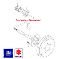 Semi-eixo Traseiro Direito GM/TRACKER 2.0 8V RHZ DIESEL 2002 a 2004 (ORIGINAL)