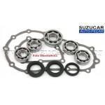 Kit Reparo/Rolamento da caixa 4X4 Suzuki SAMURAI 1.3 8V (até 1995)