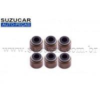 Retentor de Valvula Suzuki SWIFT 1.0 3CC (Jogo)
