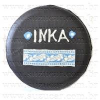 Capa de Estepe INKA aro 15  SAMURAI/VITARA/JIMNY (Todos)